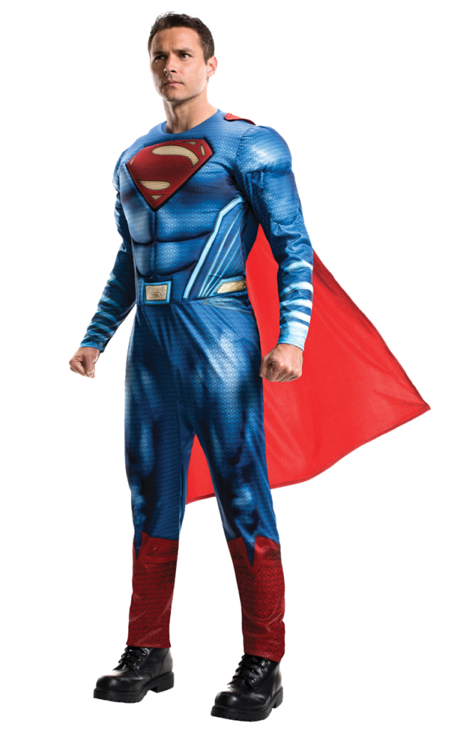 Adult Superman Dawn of Justice Costume  Jokecouk