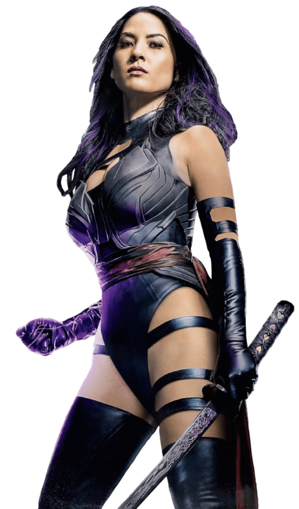 How To Dress Like Psylocke From Marvel Cinematic Universe