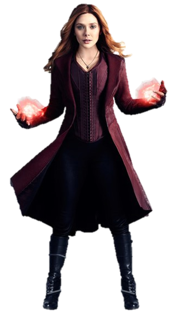 Infinity War Scarlet Witch 2  PNG by CaptainKingsman16