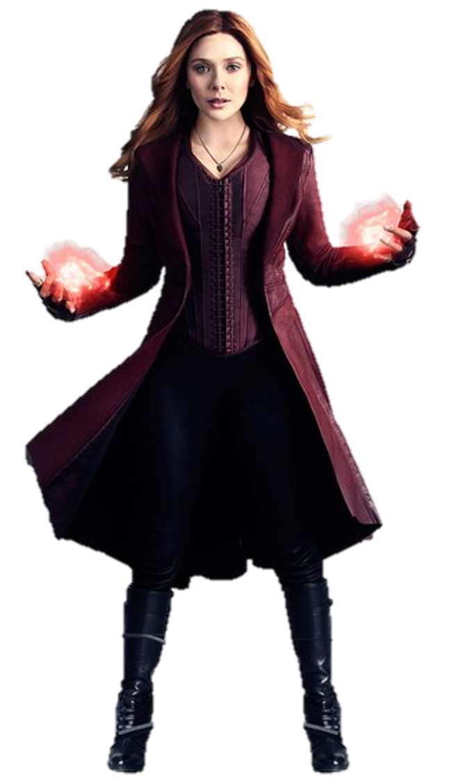 Infinity War Scarlet Witch (2) - PNG by Captain-Kingsman16 ... - Red X Costume