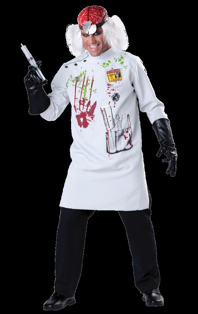 Mad Scientist Costume  Jokecouk