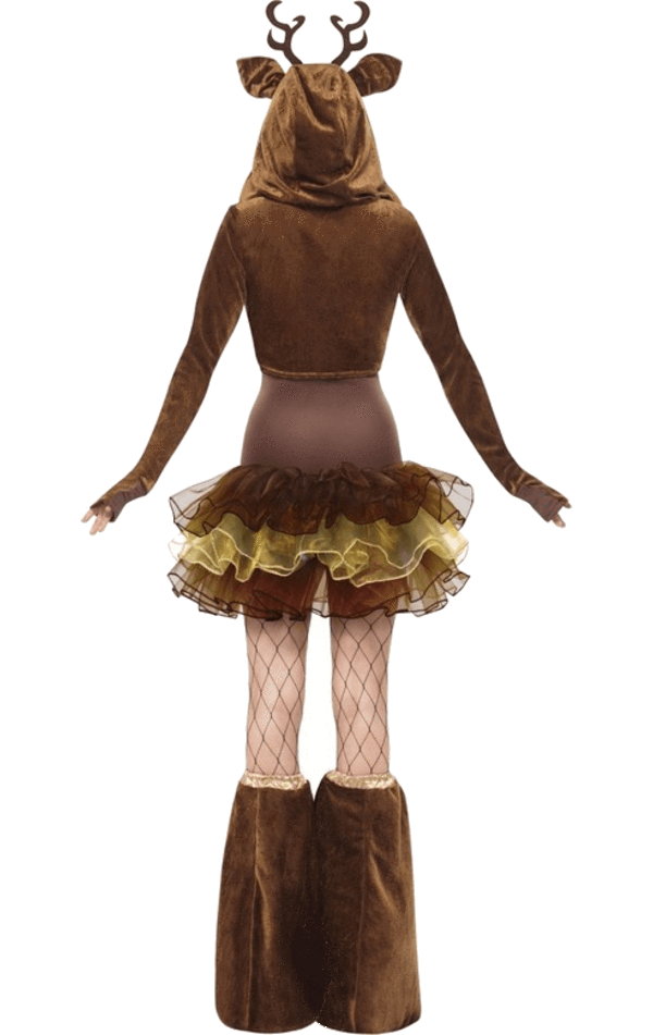 Fever Reindeer Costume  Simply Fancy Dress