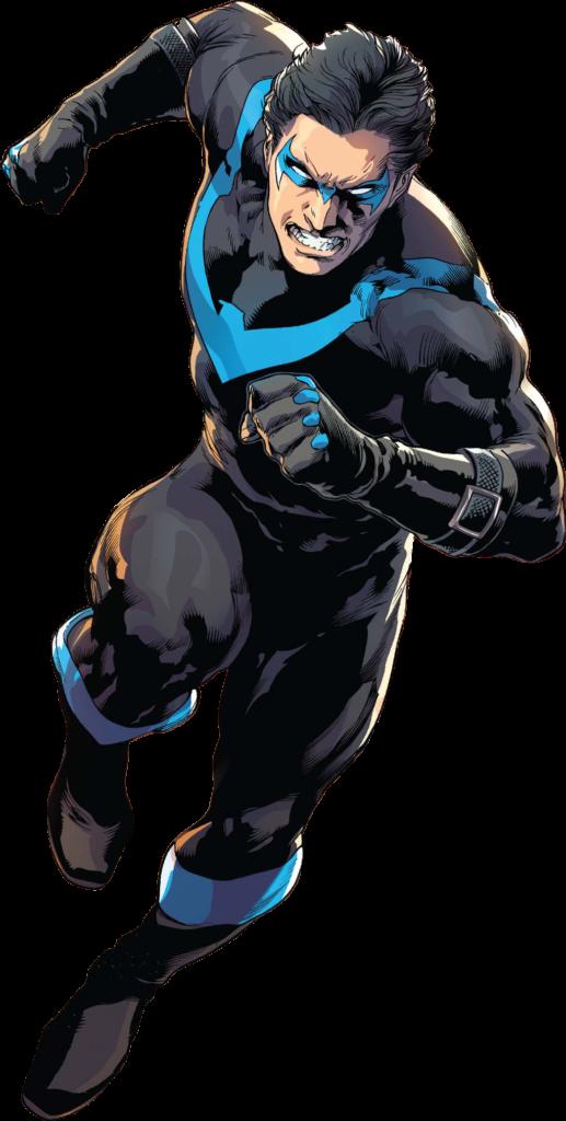 Nightwing  Wikia Death Battle En Español  Fandom