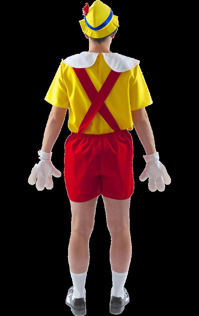 Mens Pinocchio Costume  Jokecouk
