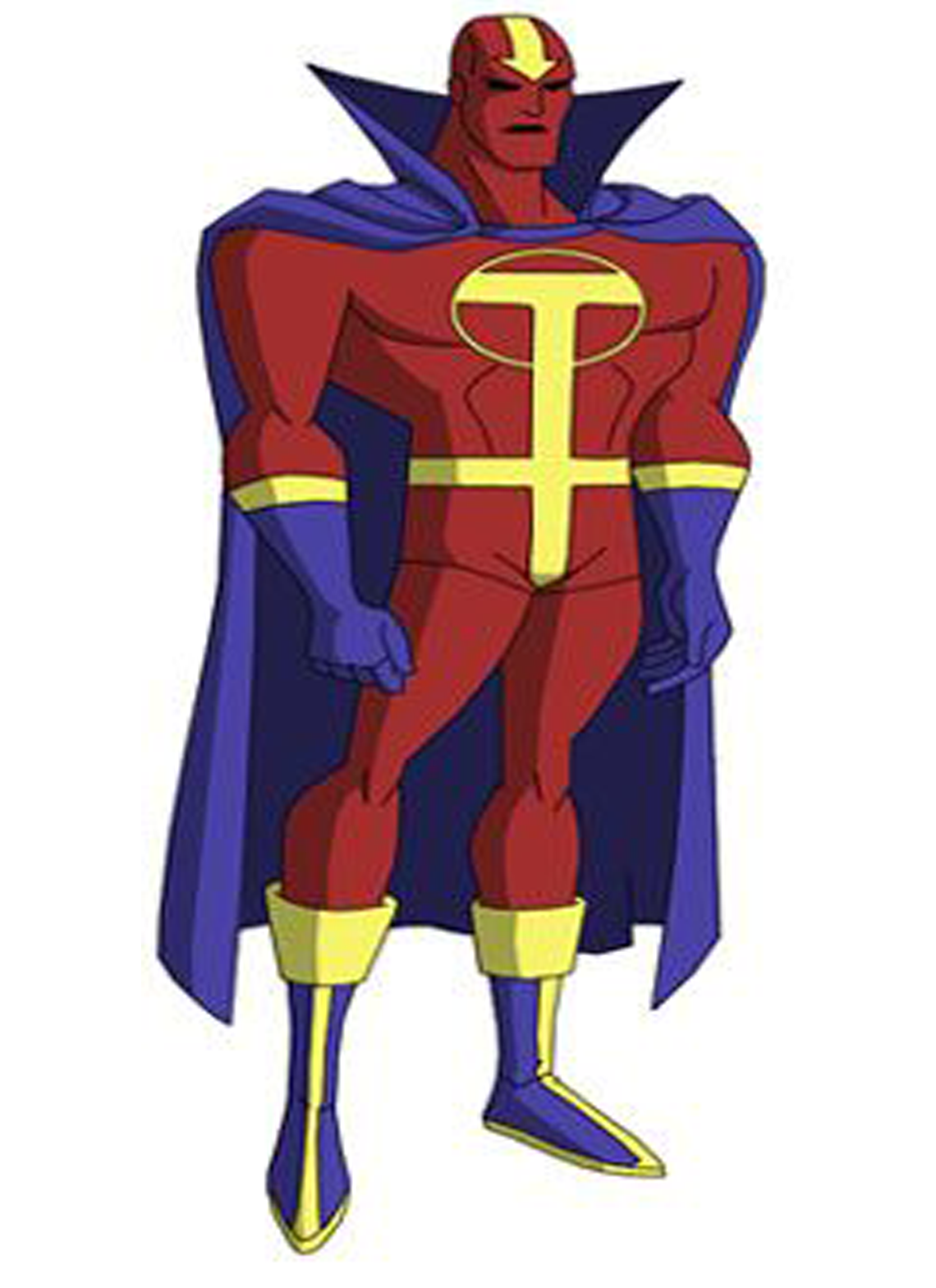 Pin by Billy Kaahanui on Characters   Dc comics, Dc comics ... - Red X DC Art