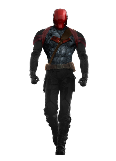 DCEU Red Hood Concept by Spidermaguire on DeviantArt