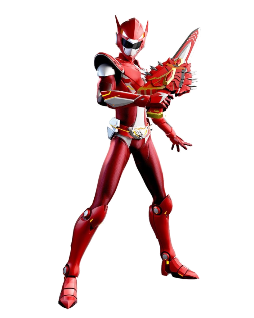 Image  Red Miniforce X Rangerpng  RangerWiki  FANDOM