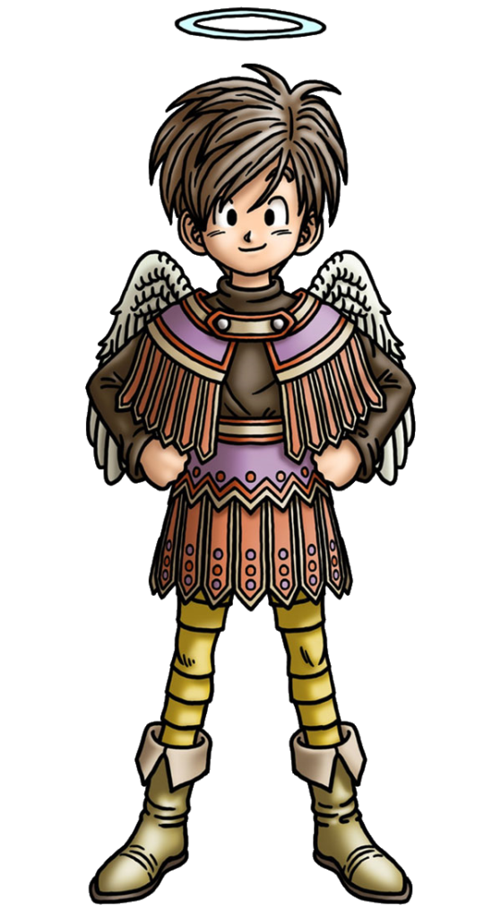 Hero Dragon Quest IX  VS Battles Wiki  Fandom