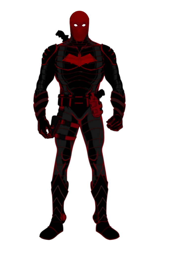 Red Hood Redesign by Muzozo on DeviantArt