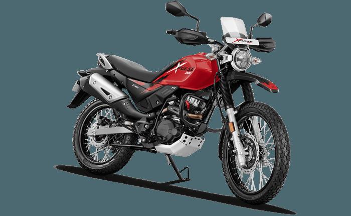 Hero XPulse 200 Price Mileage Review  Hero Bikes
