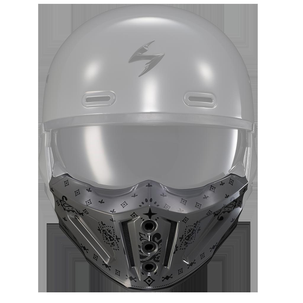 Covert X Face Masks - ScorpionExo - Red X Mask