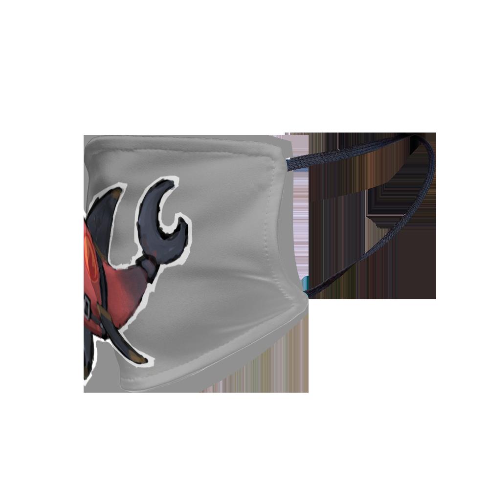 Valve StoreGreat Red Pyro Shark Mask