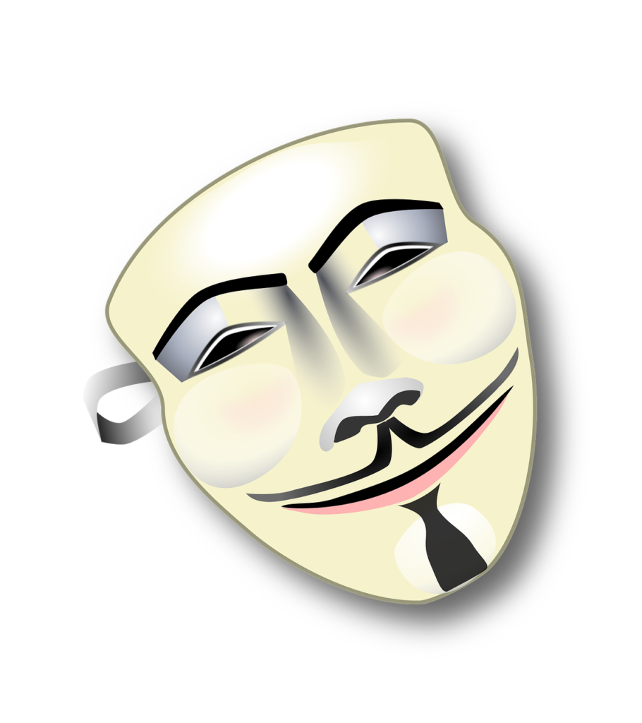Anonymous Mask PNG Image HD PNG SVG Clip art for Web