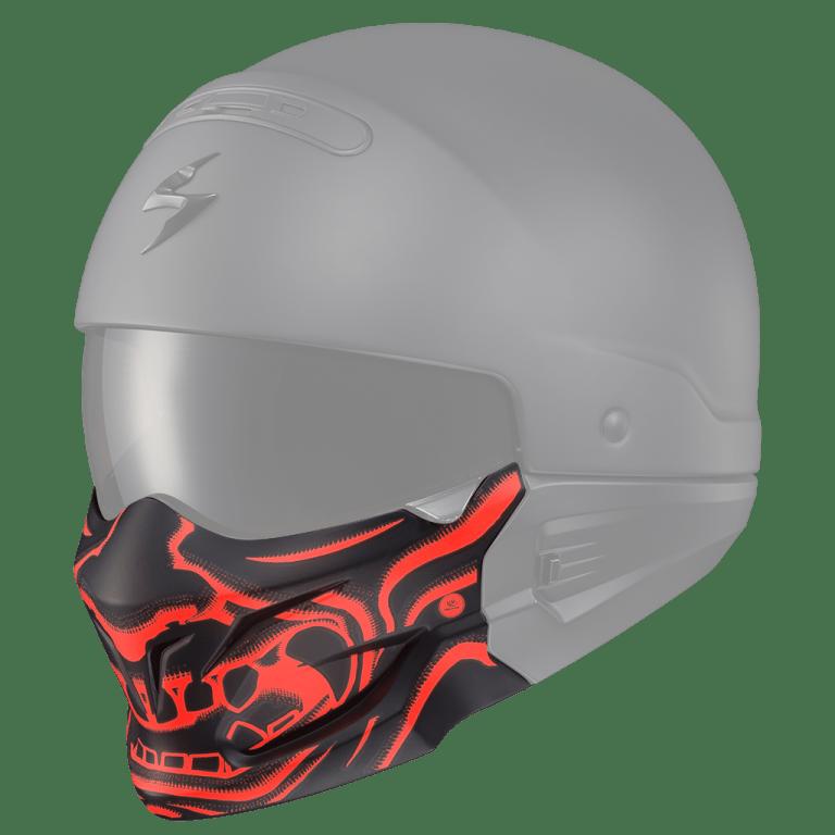 Covert Samurai Face Mask  ScorpionExo
