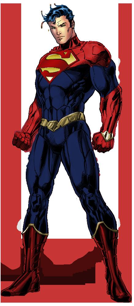 New 52 Supermanx by KevWa on DeviantArt