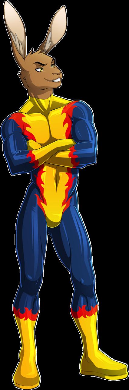 Celebrity Superhero (Race) by SLaveDog554 -- Fur Affinity ... - Red X Superhero