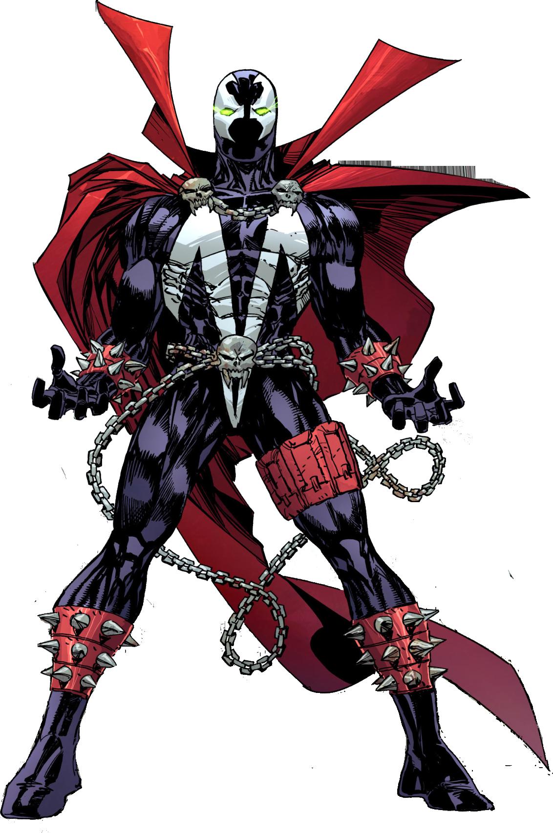 Spawn | Heroes Wiki | FANDOM powered by Wikia - Red X Superhero
