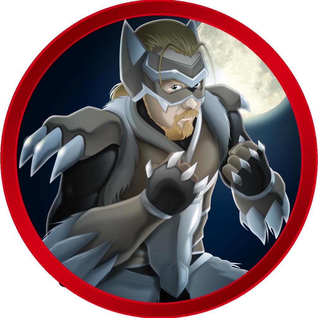 Fenrir  Superhero by HEROized  Superhero Teams