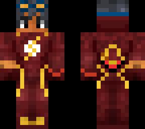 Flash  Minecraft Skins