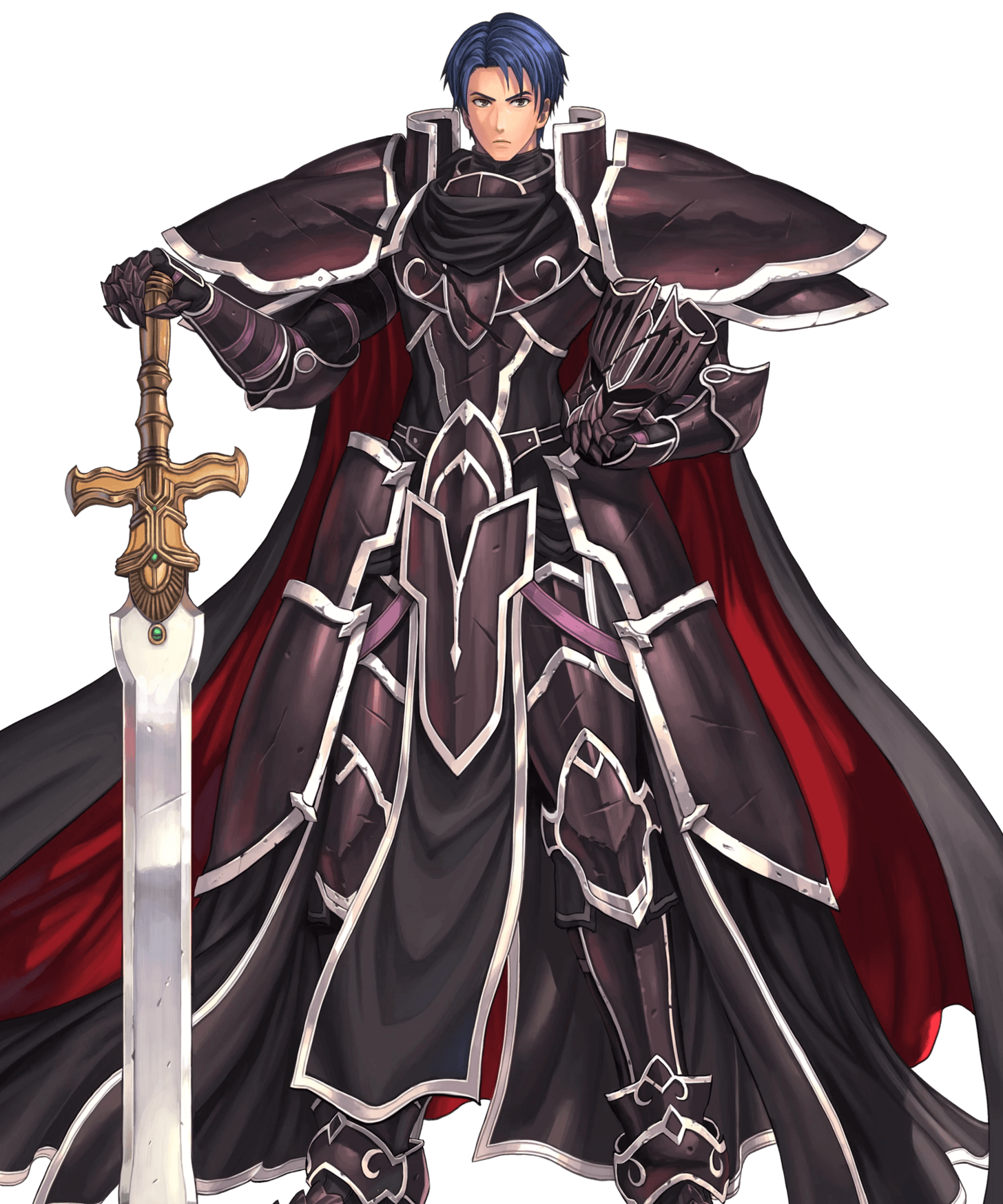 Zelgius | Fire Emblem Heroes Wiki - GamePress - Red X Unmasked