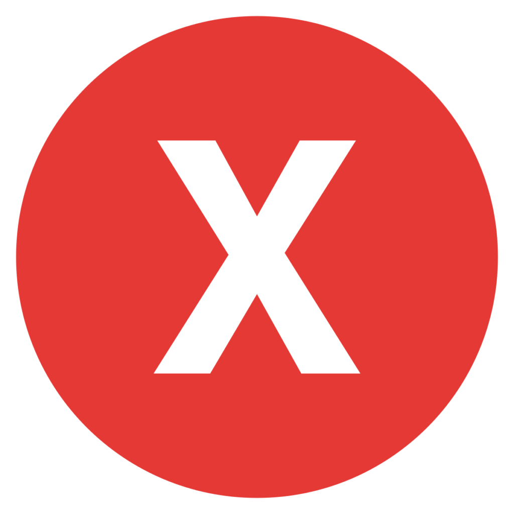 FileEo circle red letterxsvg  Wikimedia Commons