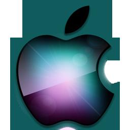 Apple Logo Icon  Apple TV Iconset  Dan Wiersema