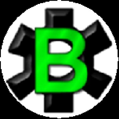 Secret Green B Badge  Roblox