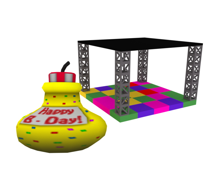 PC  Computer  Roblox  Birthday Dance Party Potion  The