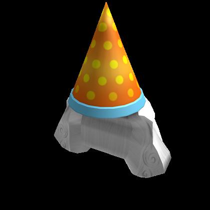 Roblox Party Hat Roblox Wikia Fandom Powered By Wikia