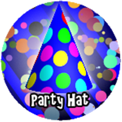Youve got the Party Hat  Roblox
