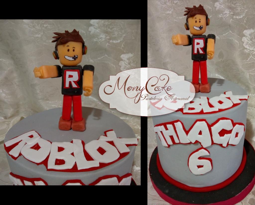 pastel torta roblox porcelana fria  Roblox cake