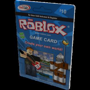 CatalogROBLOX GameStop Card  ROBLOX Wikia  Fandom