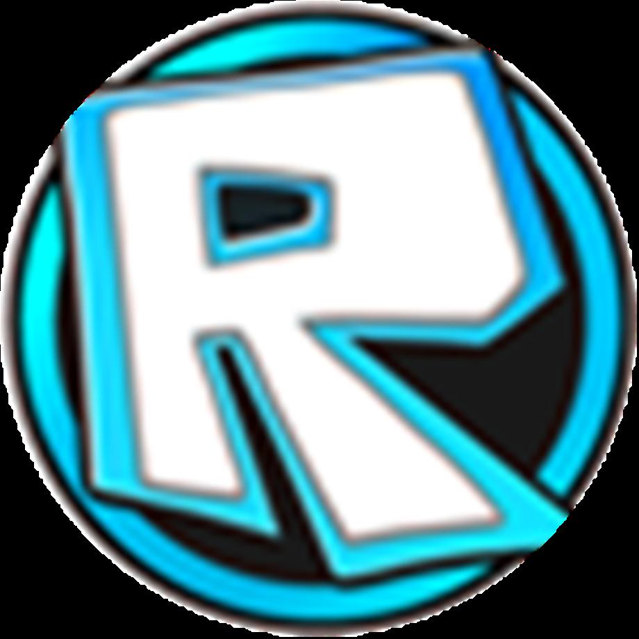 Download High Quality roblox logo transparent blue