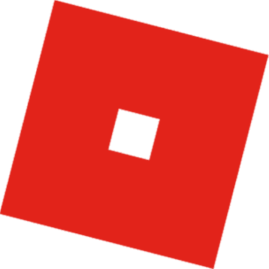 Download High Quality roblox logo transparent red
