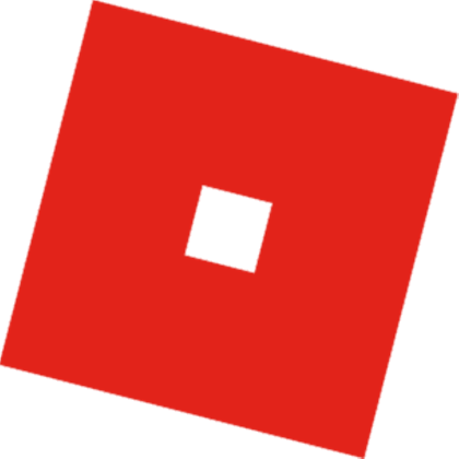 ROBLOX logo  Red