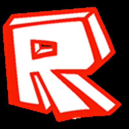 3D ROBLOX R Sign  Roblox