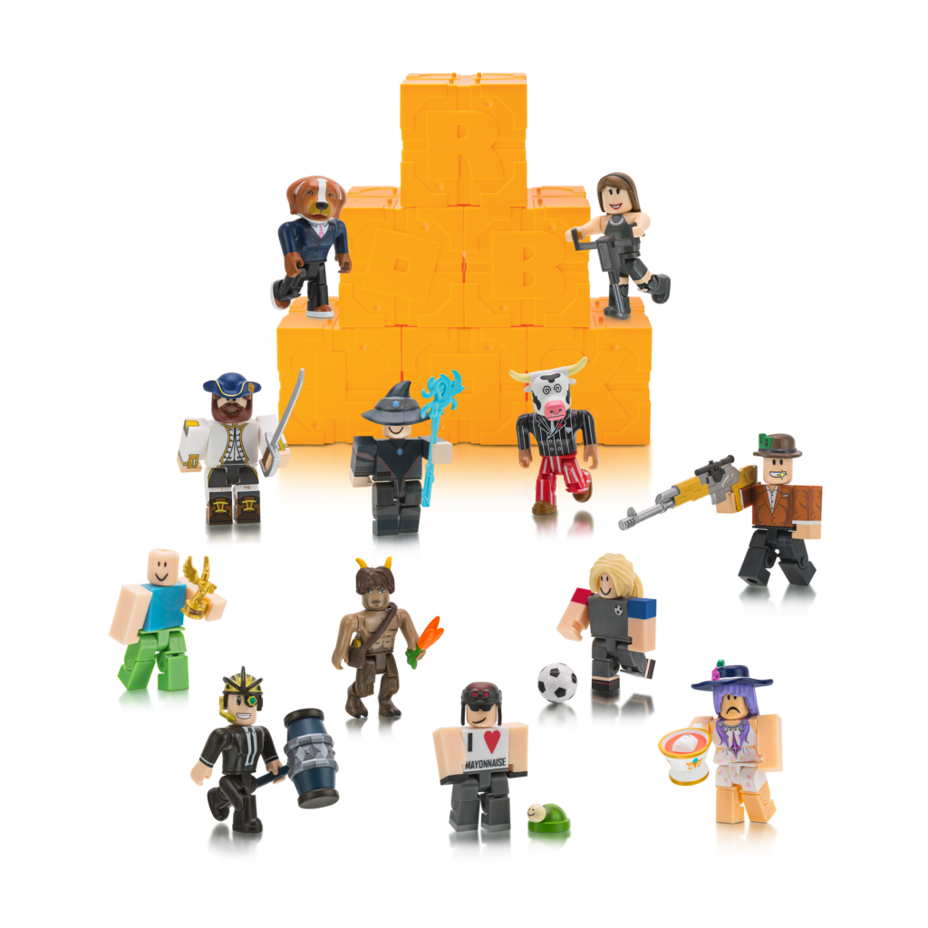 Roblox Action Collection  Series 5 Mystery Figure