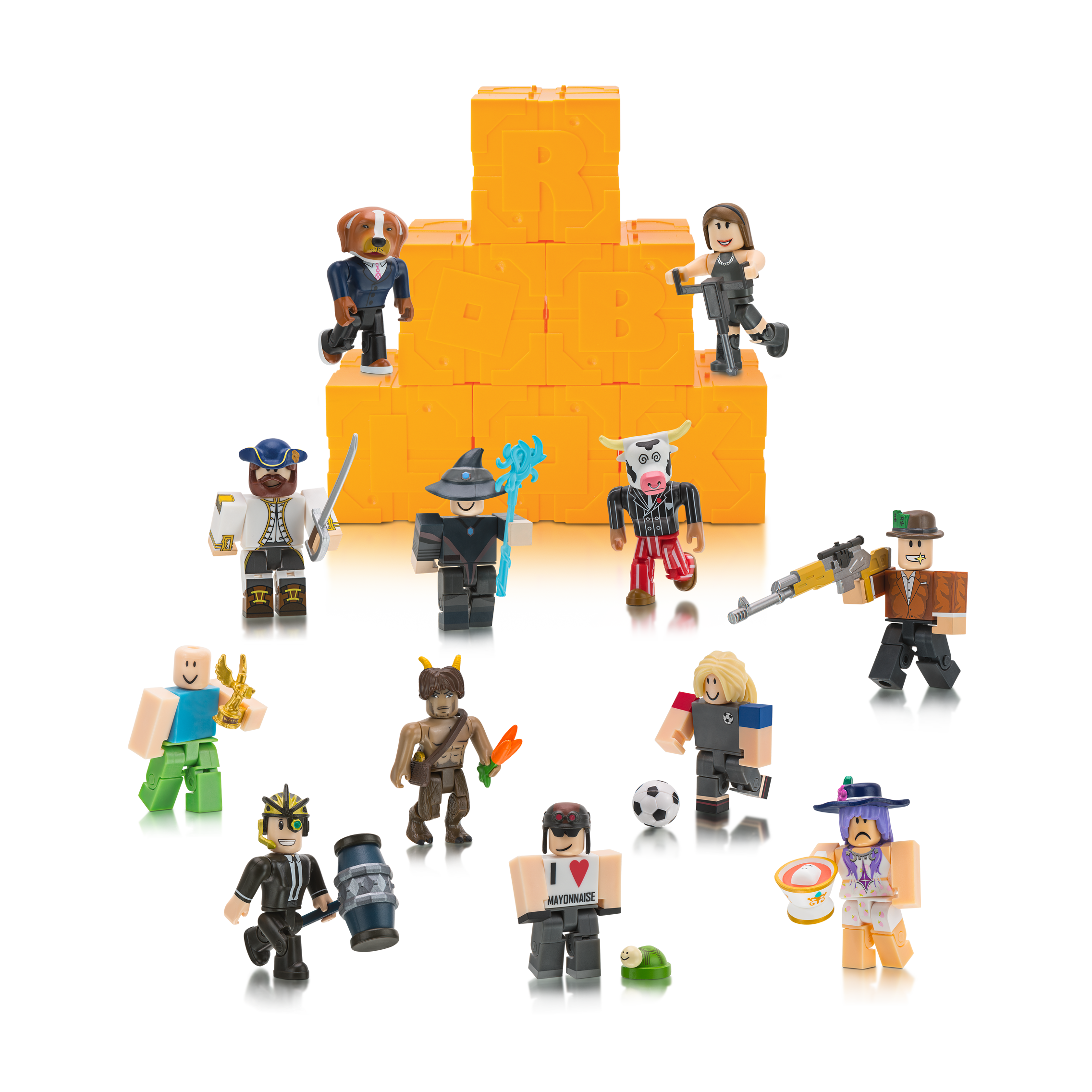 Roblox Action Collection - Series 5 Mystery Figure ... - Roblox Six
