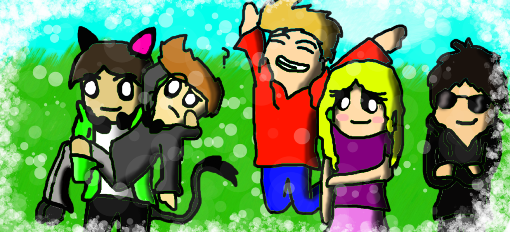 ROBLOX The Team by RhiTheHybrid on DeviantArt