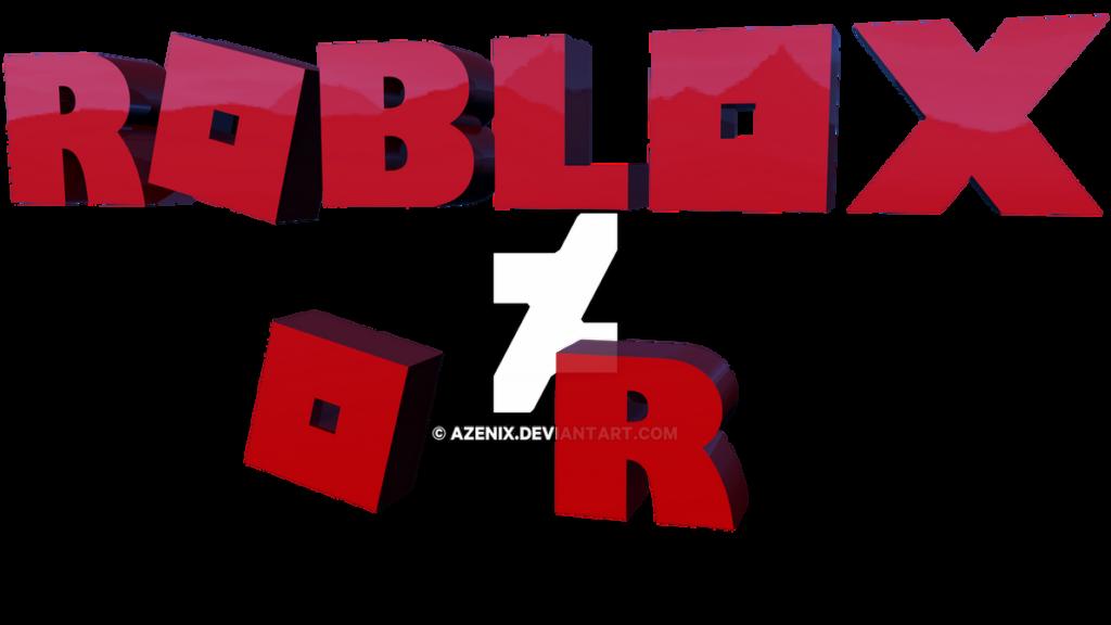 Free Roblox Logo Model by Azenix on DeviantArt