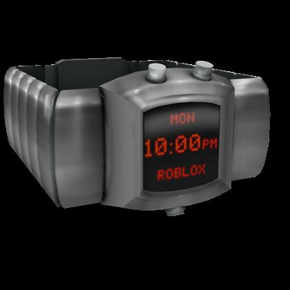 Time Watch  Roblox Wikia  FANDOM powered by Wikia