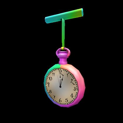 Typical Rainbow Pocket Watch  Roblox Wikia  Fandom