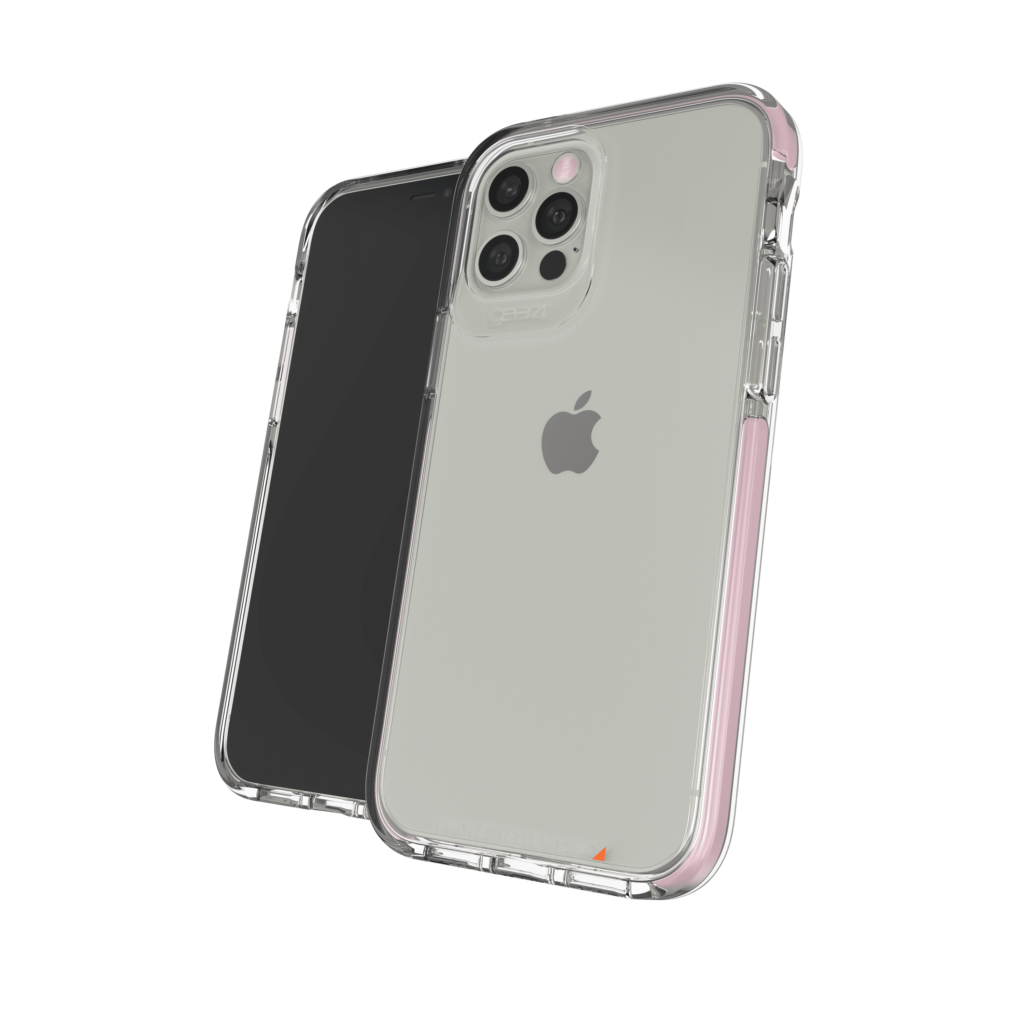 Gear4 D3O Piccadilly for iPhone 1212 Pro  Rose Gold
