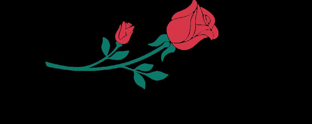 Rose clipart logo Rose logo Transparent FREE for download