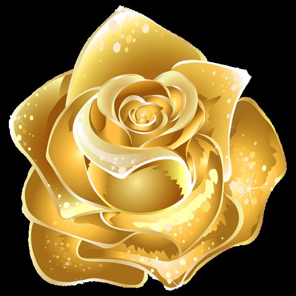 Rose clipart glitter Rose glitter Transparent FREE for