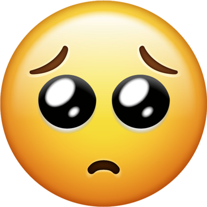 Crying Sad Emoji Png  Whatsapp New Emoji 2018 Clipart