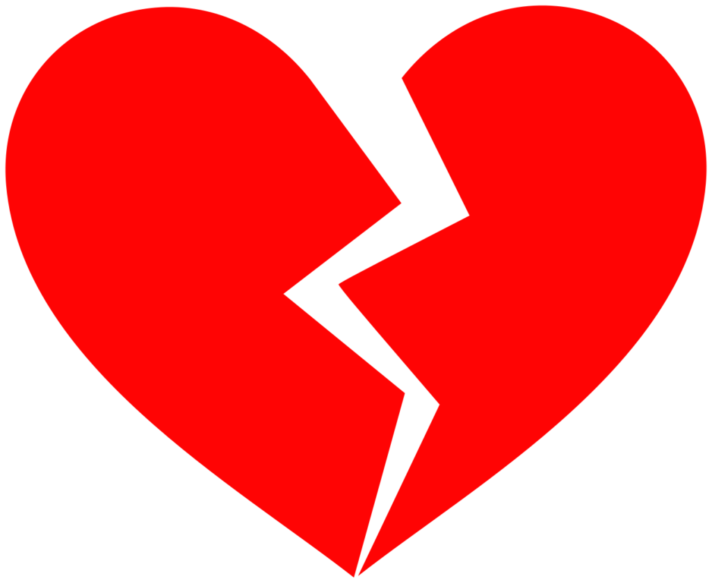 Broken heart clipart sad pictures on Cliparts Pub 2020