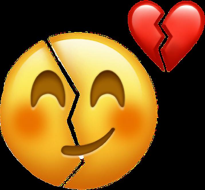 Im fine imfine emoji sad heartbreak broken brokenhe