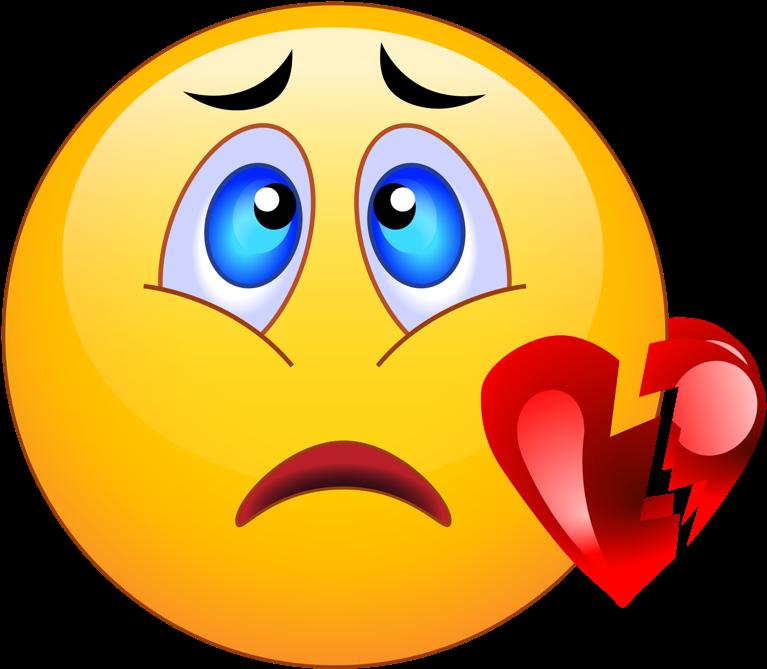 Whatsapp Broken Heart Status Sad Emoji  Bio Para Status