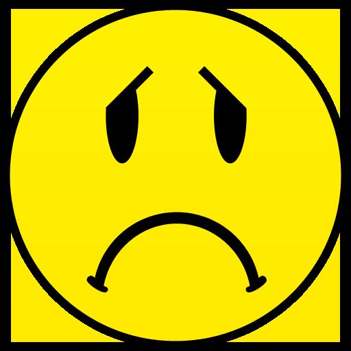 9 Sad Face Clipart  Preview  Sad Smiley Faces